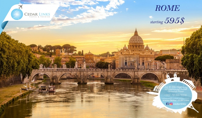 Rome - Easter