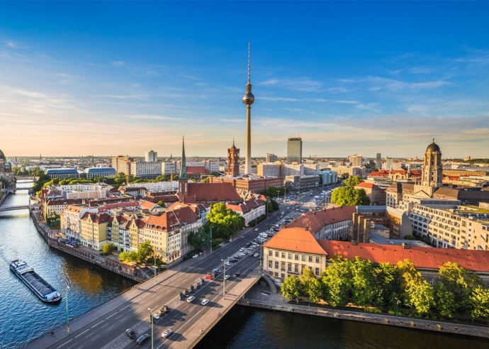Warsaw & Berlin