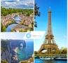 Paris -  Normandy -  Britany